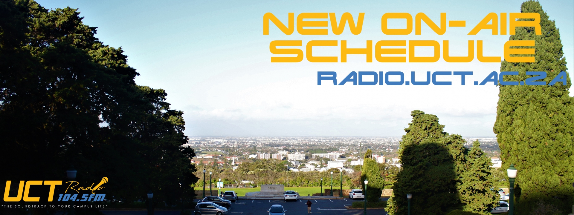 New On-Air Schedule